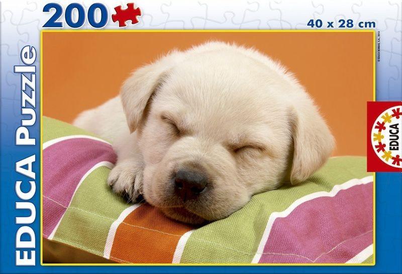 EDUCA Puzzle Sladké snění 200 dílků