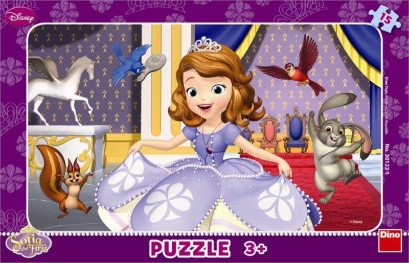 DINO Puzzle Sofie První 15 dílků