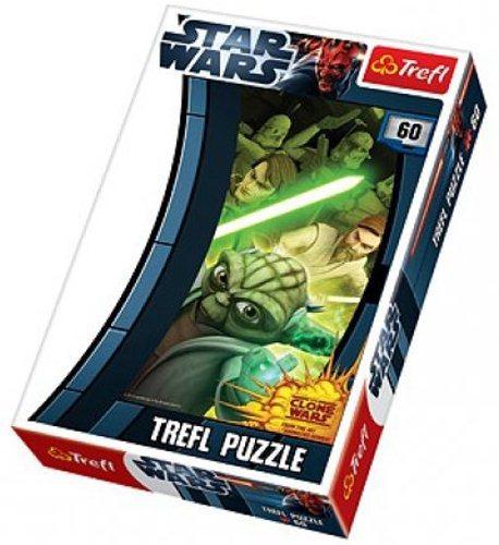TREFL Puzzle Star Wars: Klonové války 60 dílků