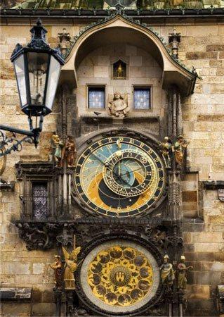 D-TOYS Puzzle Staroměstský orloj, Praha 1000 dílků
