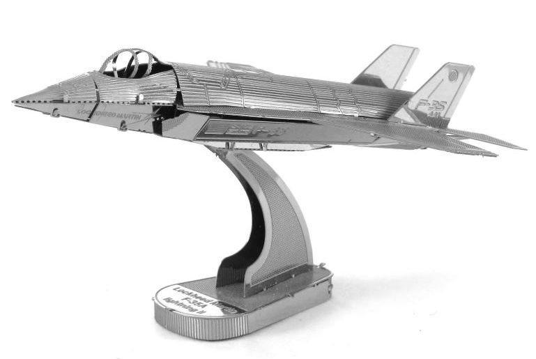 METAL EARTH 3D puzzle Stíhací letoun F-35 Lightning II