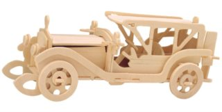 WOODEN TOY / WCK 3D puzzle Sumbeam