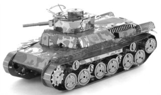 METAL EARTH 3D puzzle Tank Či - ha