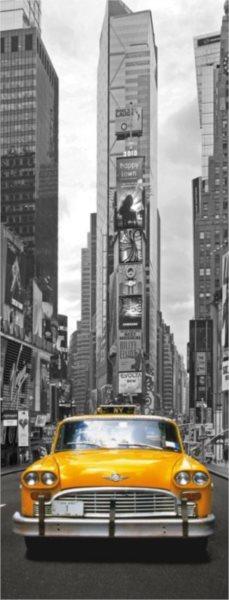 Vertikální puzzle RAVENSBURGER 1000 dílků - Taxi, New York