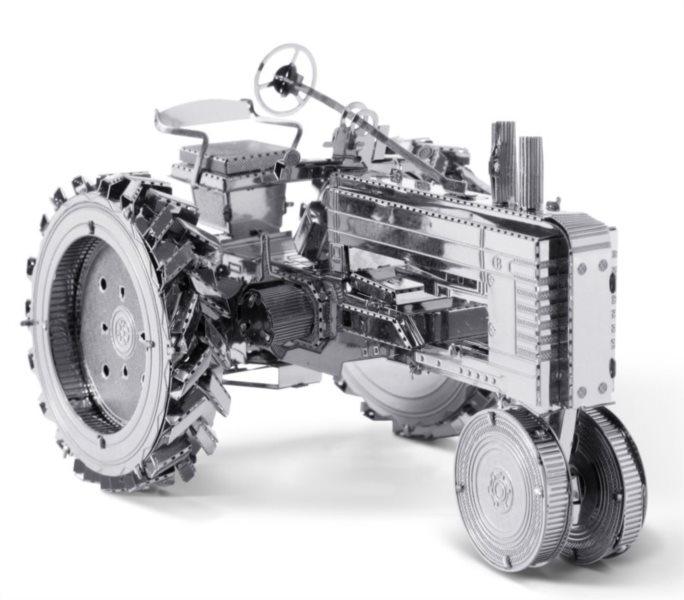 3D kovové puzzle METAL EARTH Traktor