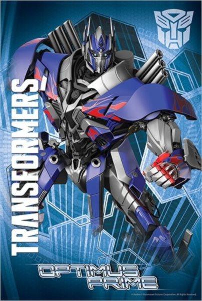 TREFL Puzzle Transformers: Optimus Prime 260 dílků