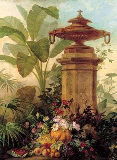 EDITIONS RICORDI Puzzle Tropické zátiší 1500 dílků