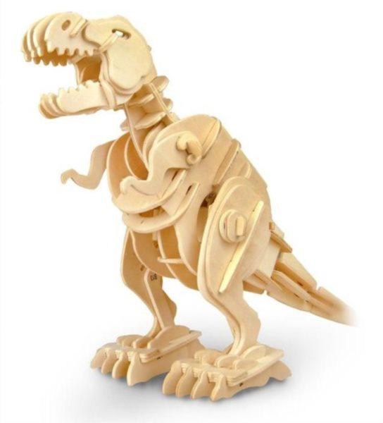 ROBOTIME 3D puzzle Tyranosaurus chodící