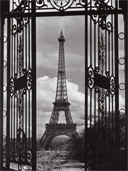 Puzzle RAVENSBURGER 1500 dílků - V Paříži