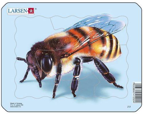 LARSEN Puzzle Včela 5 dílků