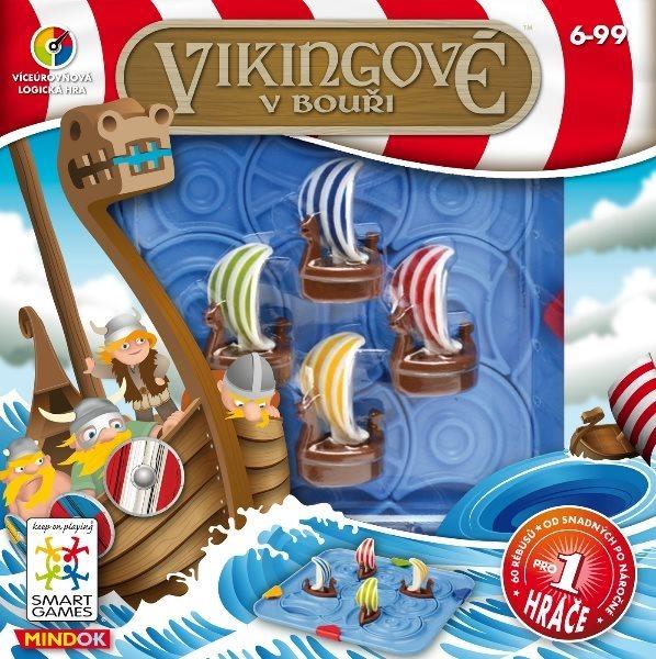 MINDOK SMART Vikingové v bouři