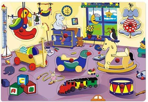 Vkládačka Dětský pokoj