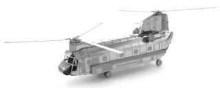 METAL EARTH 3D puzzle Vrtulník CH-47 Chinook