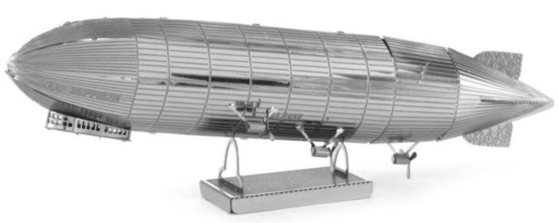 METAL EARTH 3D puzzle Vzducholoď Graf Zeppelin