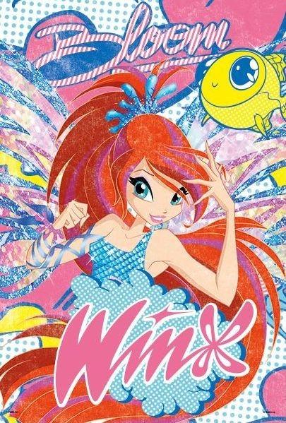 Puzzle pro děti TREFL 60 dílků - Winx Club: Síla je v Tobě!