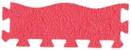 MALÝ GÉNIUS Okrajový dílek vlna silný 0+ (červený)
