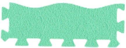 MALÝ GÉNIUS Okrajový dílek vlna silný 0+ (zelený)