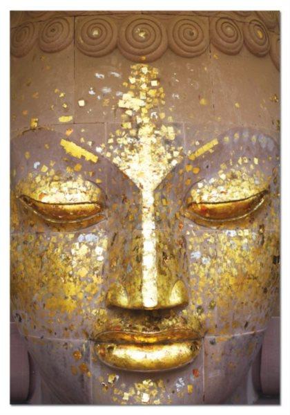 EDUCA Puzzle Zlatá tvář Buddhy 500 dílků