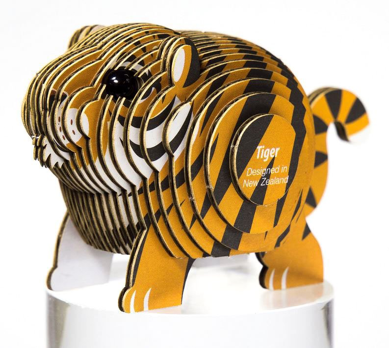 Dodoland 3DPuzzle Eugy 3D Puzzles Zebra