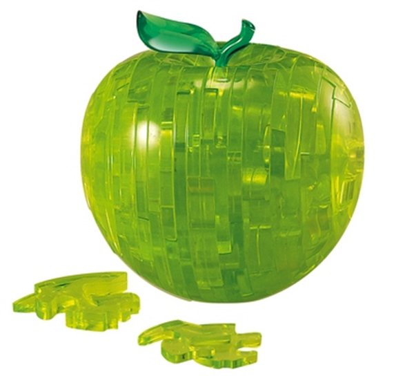 Related Pictures 3d puzzle roter apfel