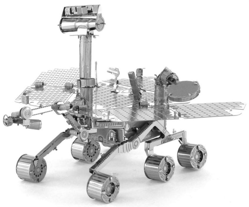 mars curiosity rover technical drawing - photo #18