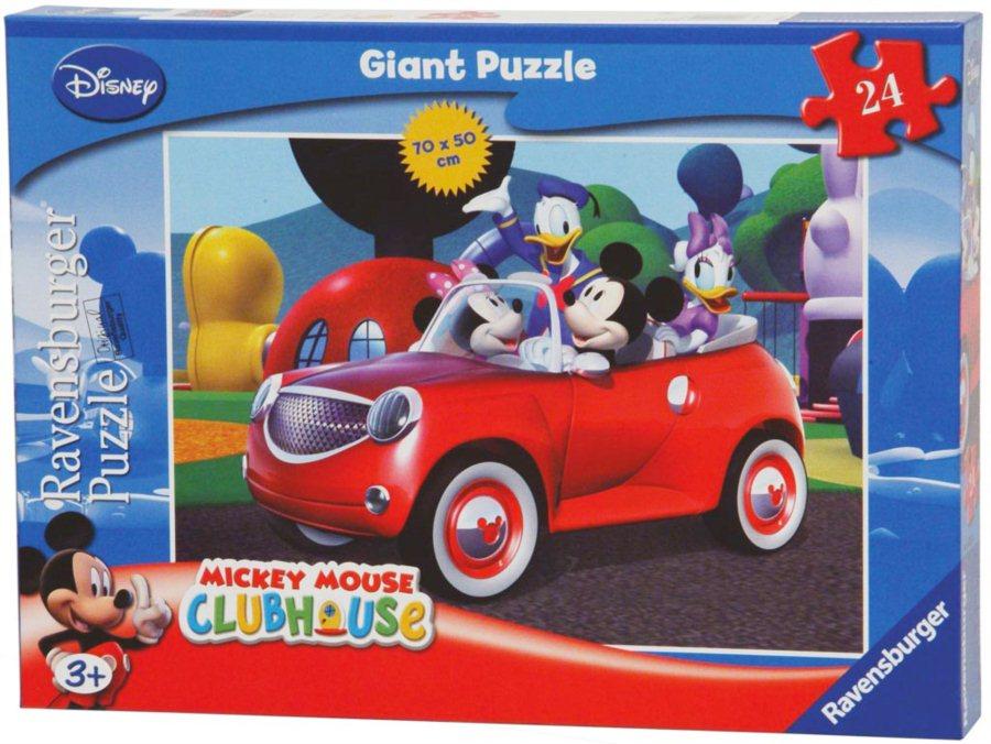 Puzzle puzzle cz dětské puzzle do 300 dílků 16 až 50 dílků