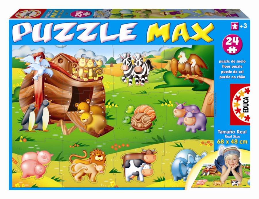 Puzzle puzzle cz dětské puzzle do 300 dílků 16 až 50