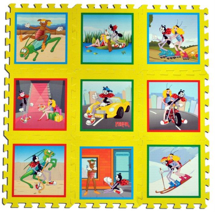 Puzzle puzzle cz pohádky a filmy ferda mravenec