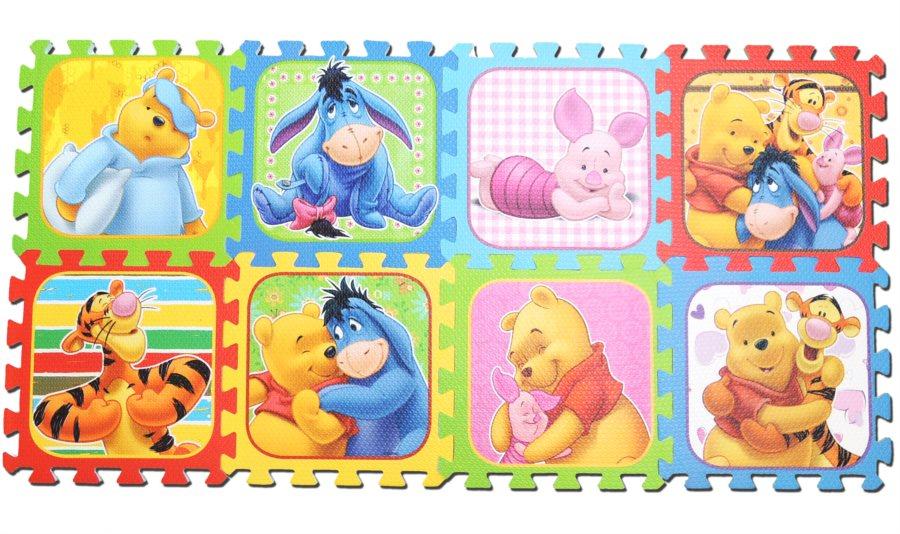 Puzzle puzzle cz pěnové puzzle pěnový puzzle koberec 30x30