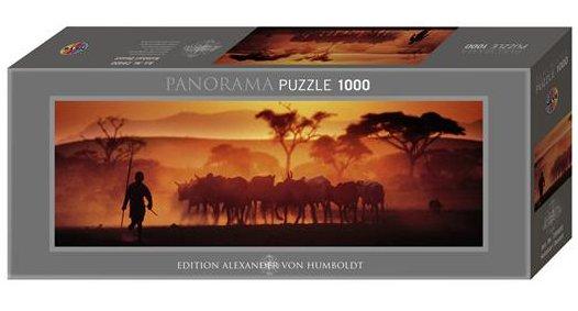 afrika puzzle