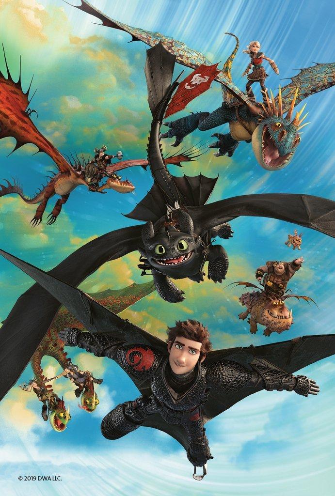 jak vycvicit draka 3
