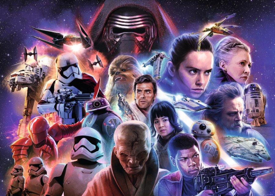 Výsledek obrázku pro Star wars:poslední z jediů