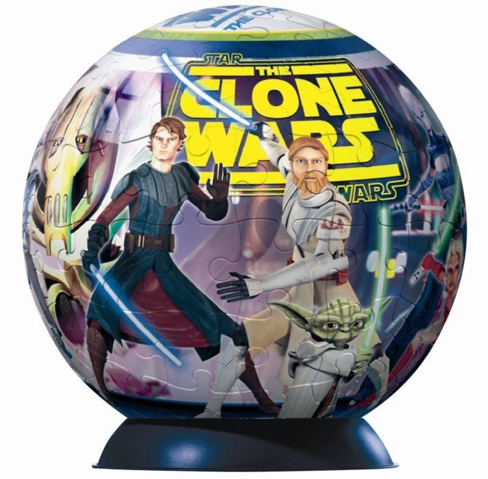 Puzzleball star wars klonové války