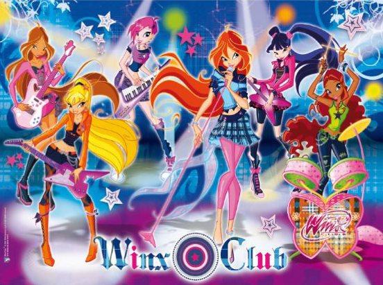 winx puzzle