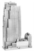 3D kovové puzzle METAL EARTH GE Building, New York