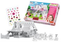 3D puzzle Craft House: Domeček Minnie