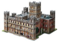 3D puzzle Downton Abbey 890 dílků
