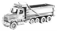 3D puzzle Freightliner 114SD Dump Truck