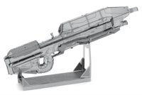 3D puzzle Halo: Assault Rifle