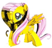 3D puzzle My Little Pony: Fluttershy