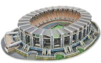 3D puzzle Stadion Stadio San Paolo - SSC Napoli