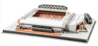 3D puzzle Stadion Anfield - FC Liverpool