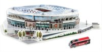 3D puzzle Stadion Emirates - FC Arsenal