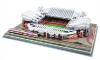 3D puzzle Stadion Old Trafford - FC Manchester United