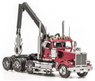 3D puzzle Western Star 4900SF Log Truck