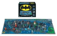 4D puzzle Batman: Gotham City