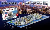 4D puzzle New York