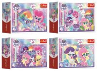 Displej Puzzle My Little Pony 54 dílků (40 ks)