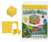 Marble Cube *** Marie Curie