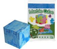 Hlavolam HAPPY CUBE Marble Cube - Martin L.King (1)